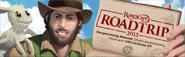 2015 Road Trip Dungeoneering week lobby banner