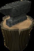 Barbarian anvil
