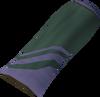 Eastern skirt (green) detail