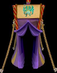 Guthixian Cache portal (spring fayre) (inactive)
