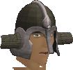 Warrior helm chathead