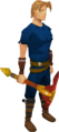 Inferno adze equipped.png