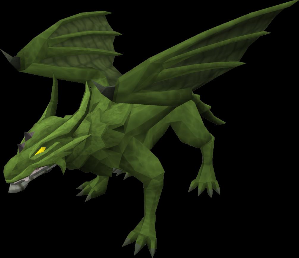 Green dragon | RuneScape Wiki | FANDOM powered by Wikia - photo#13