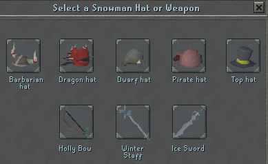 File:Select a snowman hat or weapon.png