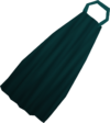 Fremennik cloak (teal) detail