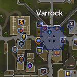 Water source (Varrock) location