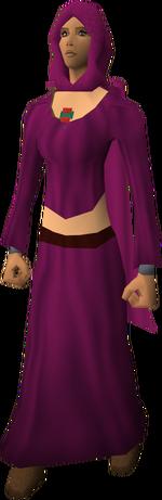 Female H.A.M. member