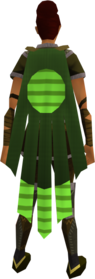 Team-38 cape equipped