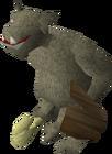 Mountain troll old
