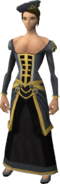 Noble outfit equipped (female)