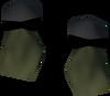 Wildercress gloves detail