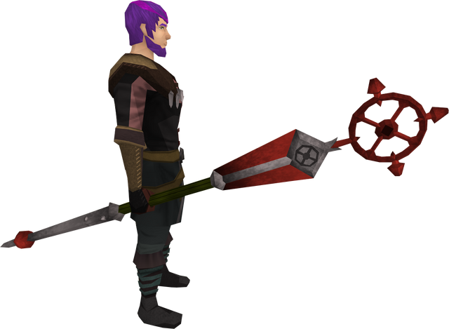 File:Ancient staff (red) equipped.png