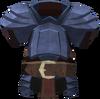 Warrior chestplate (rune) detail
