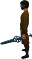 Off-hand rune longsword equipped.png