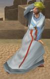 Sister catherina dancing