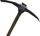 Primal pickaxe