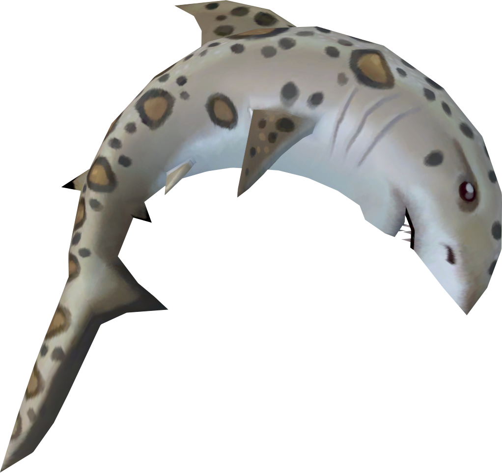 Fish in aquarium runescape - Raw Wobbegongs Are A Rare Fishing Resource That Can Be Found Randomly On Uncharted Isles Uncharted Isles Can Be Explored From The The Arc Region