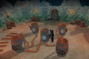 ASOA Barrel puzzle