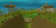 Ape Atoll gate