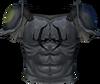 Hardened fighter torso detail