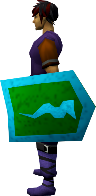File:Steel kiteshield (Guthix) equipped.png