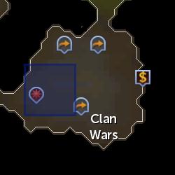 Calladin location