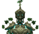 Nature's sentinel outfit