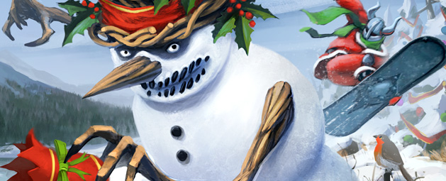 Festive Cheer update post header
