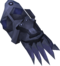 Off-hand mithril claw detail