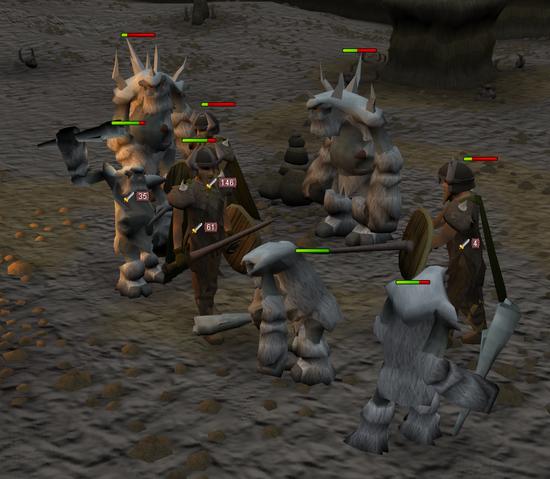 File:The Fremennik Isles honour guard and trolls.png