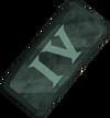 Adamant ingot IV detail