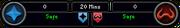 Castle Wars score interface
