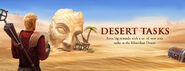 Desert Tasks banner