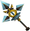 Off-hand exquisite mace detail