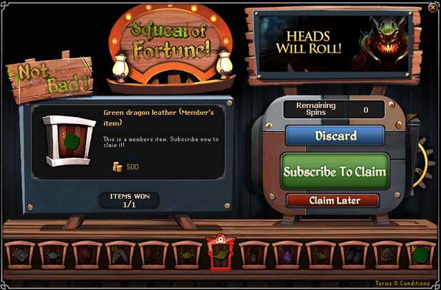 File:Squeal of Fortune - Member's reward on f2p.png