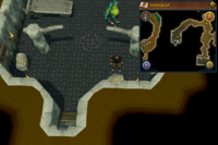 Cryptic clue Witchaven dungeon chest