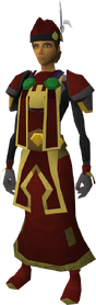 Lord marshal clothing (skirt) equipped