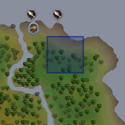 File:Monkey (black and white) location.png