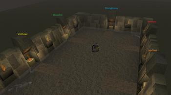 Goblin Temple Crypt