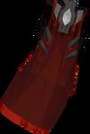 Tectonic robe bottom (blood) detail