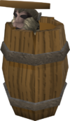 Barrel (monkey)