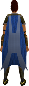 Team-22 cape equipped