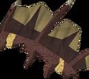 Megamastyx hide