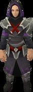 Replica Pernix outfit equipped (female)