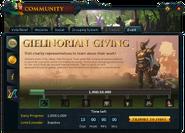 Community (Gielinorian Giving) interface 1