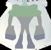 Moss titan pouch detail
