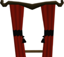 Opulent curtains