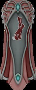 Clan Hefin cape detail
