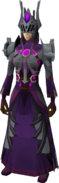 Zarosian war robes equipped (female)
