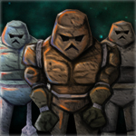 Black golem, Grey golem & White golem icon